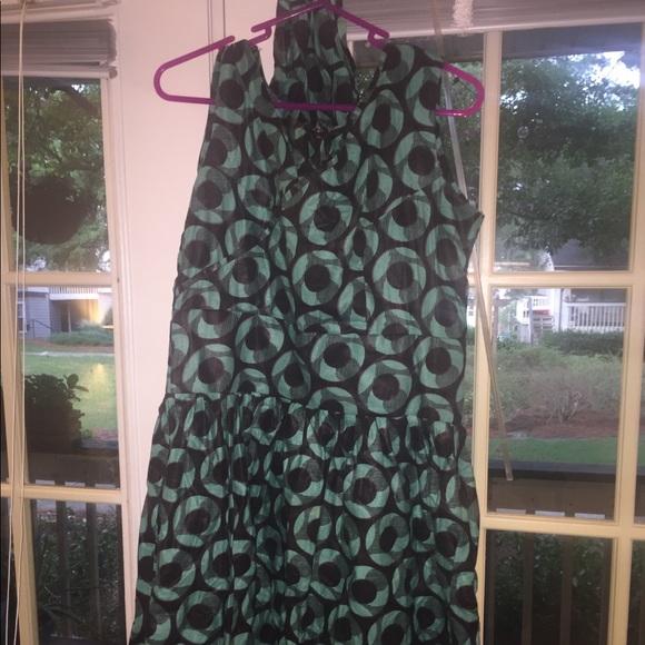 Dresses & Skirts - African fabric dress